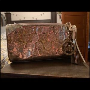 Michael Kors clutch/make up bag